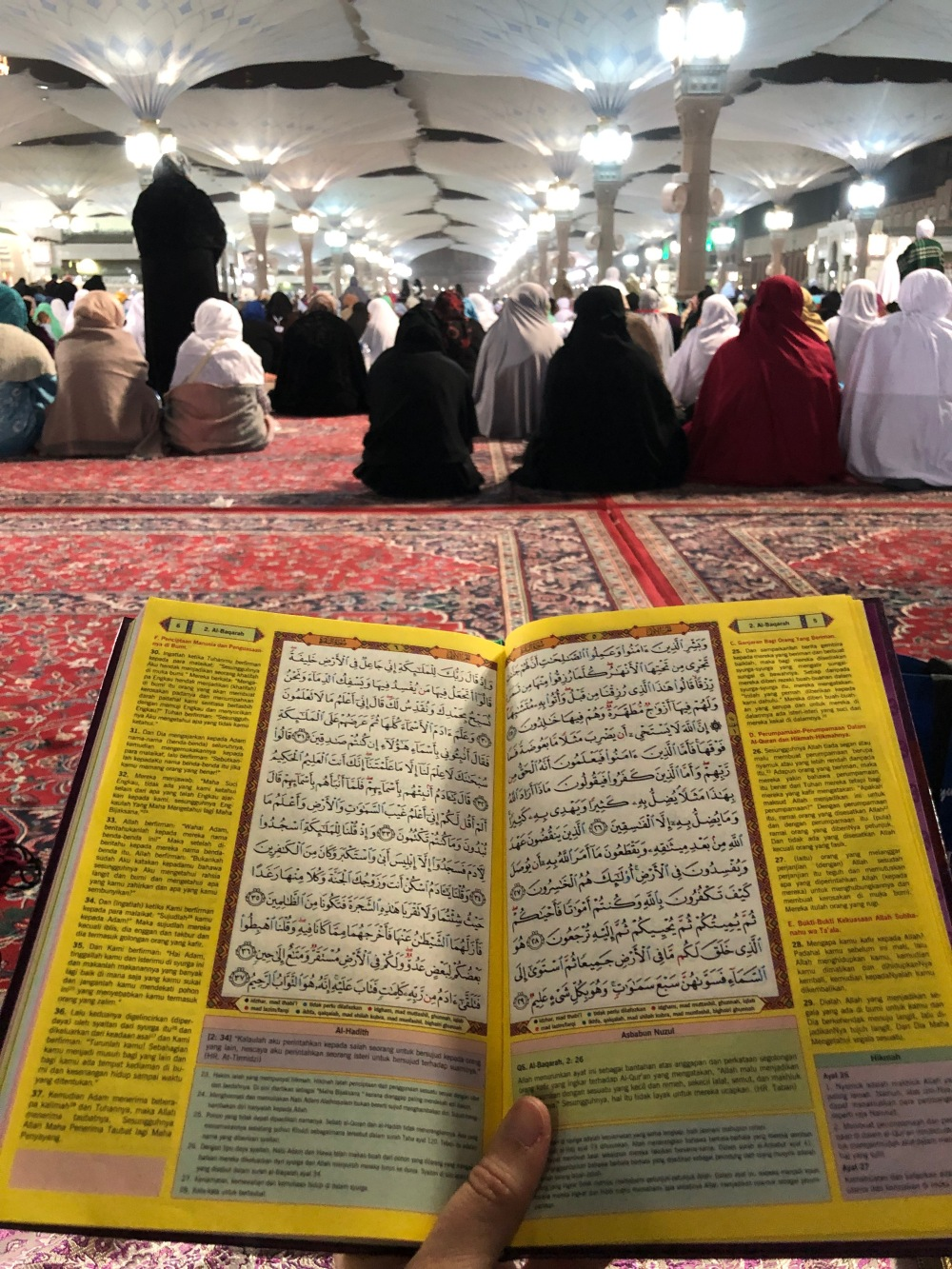 What To Expect For Your First Umrah